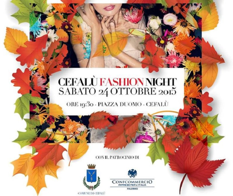 Cefalù Fashion Night, serata d'incanto con Patrizia Pellegrino