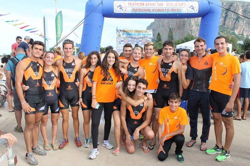 Show del Magma Team a San Vito Lo Capo: vinte dieci medaglie