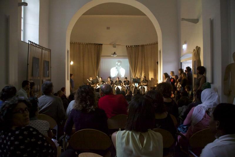 A Palermo storie di ragazzi fuggiti dalla guerra