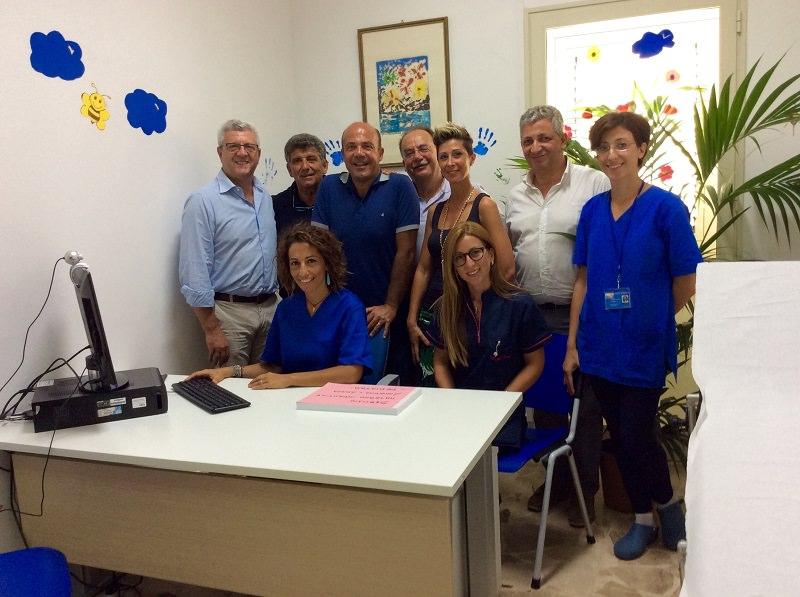 Asp di Palermo: a Lampedusa al via Corso di preparazione al parto