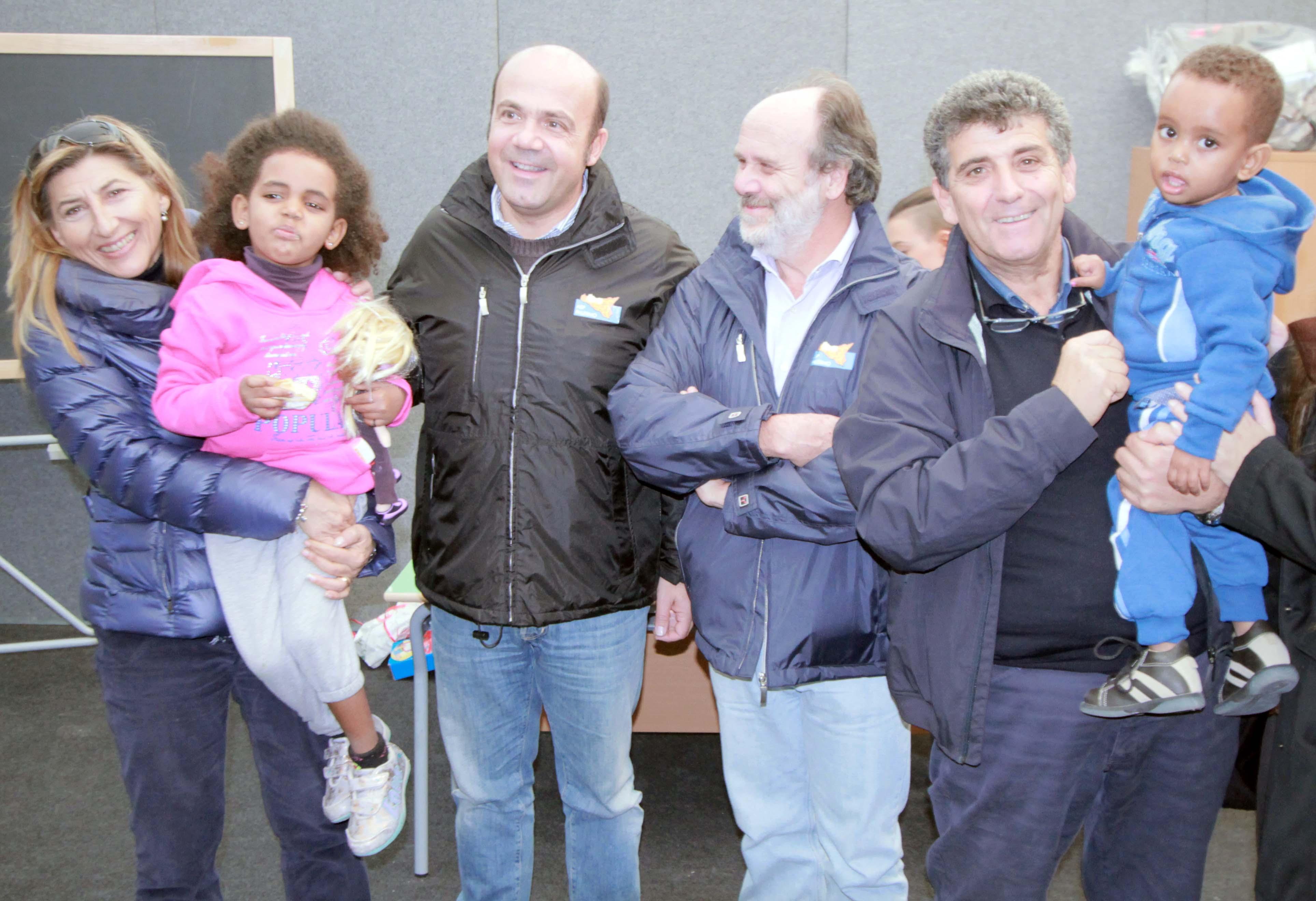 Tema immigrazione: candidato di Lampedusa al premio Vieira