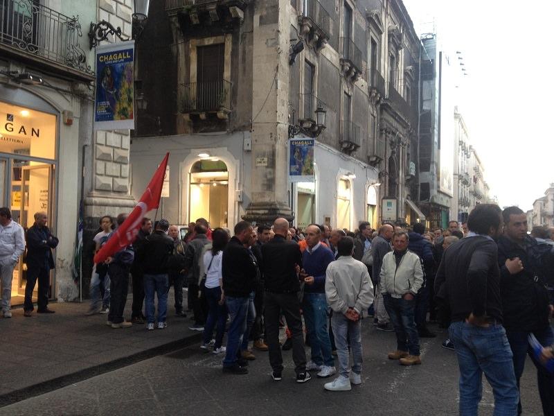 Forestali: oggi a Catania protesta di fronte all'ARS