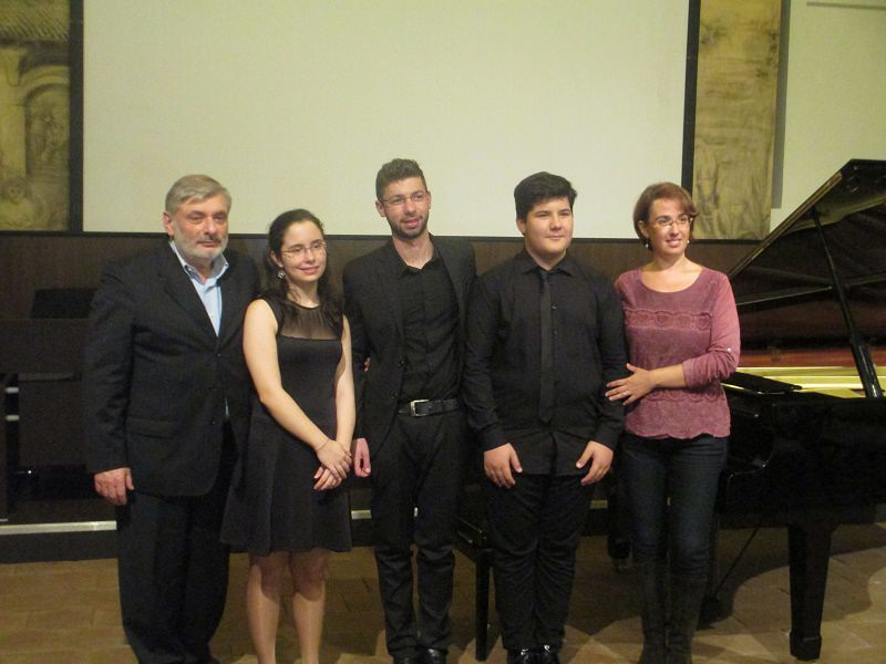 Catania, applausi a Palazzo Platamone per tre giovani artisti siciliani