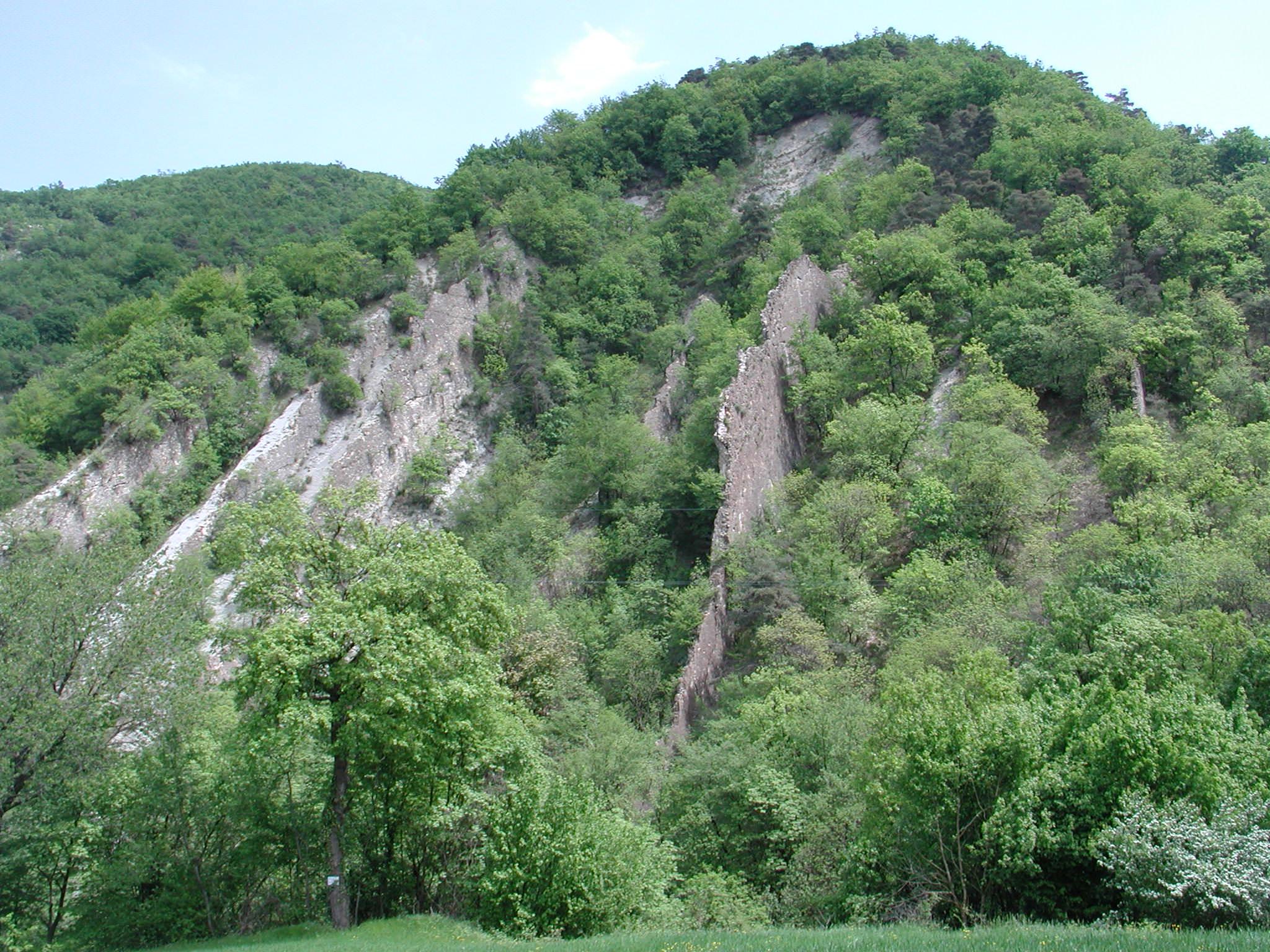 Rischio idro-geologico: le preoccupazioni nella collina di Vampolieri