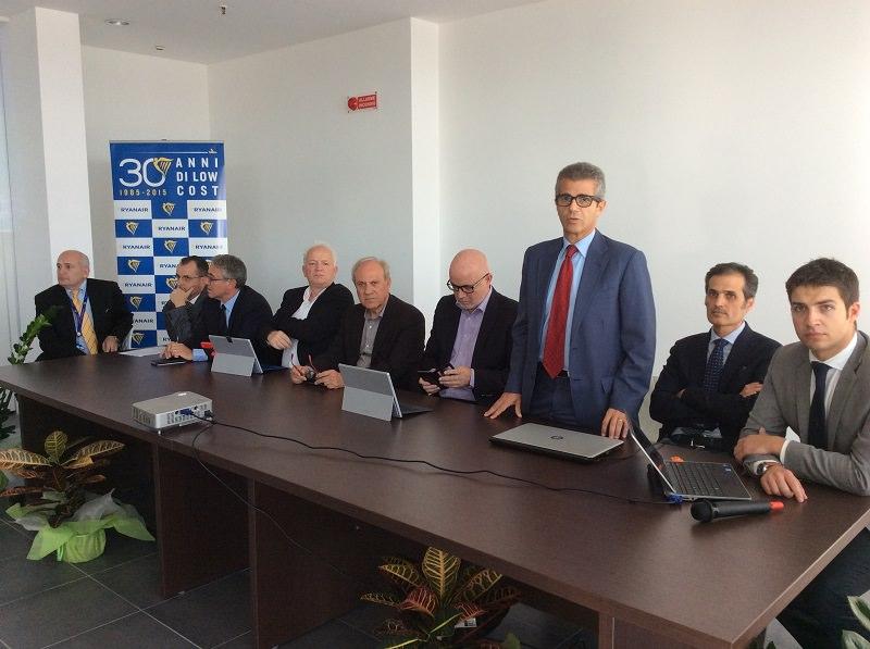 Ryanair: nuovi collegamenti la prossima estate da Catania e Comiso