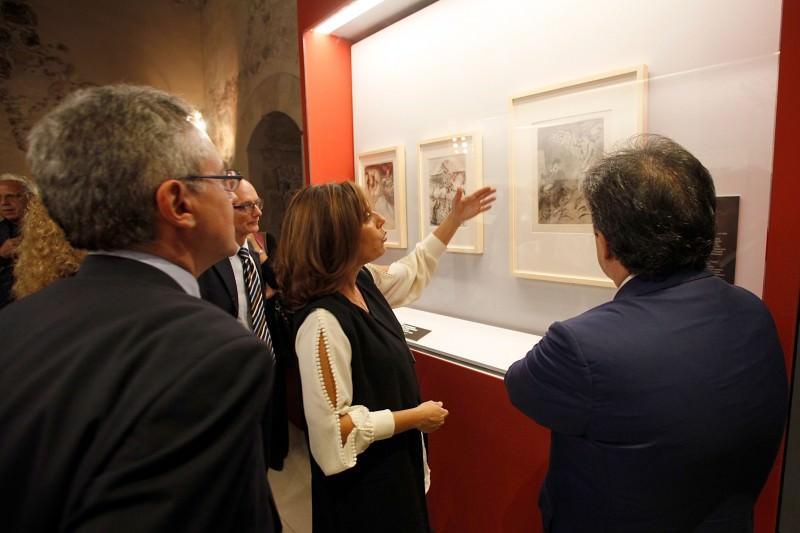 """""""Chagall. Love and Life"""", il Castello Ursino apre le porte"""