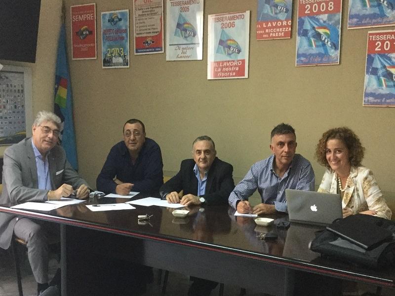 Uil di Catania: il contratto di lavoro è un diritto per i lavoratori