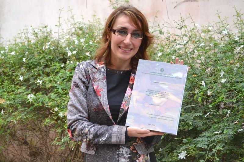 """Veronica Leotta vincitrice del premio """"Laura Conti"""""""