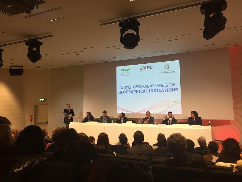 Assemblea mondiale delle IG all'Expo: presente il consorzio di Pachino