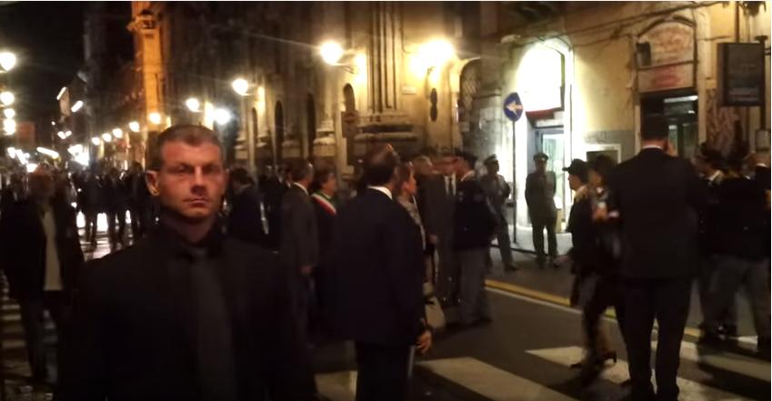 """Il ministro Alfano a Catania e le 48 auto di scorta per una festa privata. Rizzetto (AL): """"Sfarzo inconcepibile"""""""