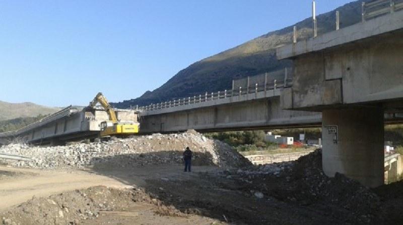Viadotto Himera: al via la seconda fase del rifacimento del tratto autostradale