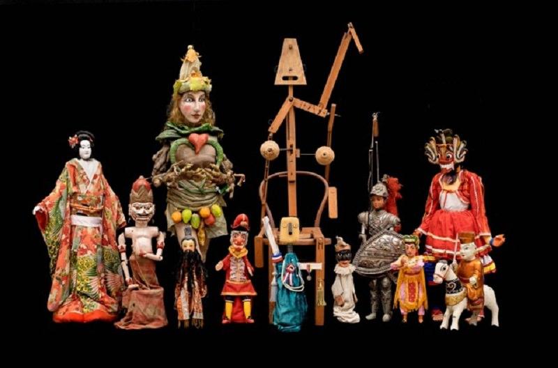 """Al museo delle marionette di Palermo il """"Festival di Morgana"""""""