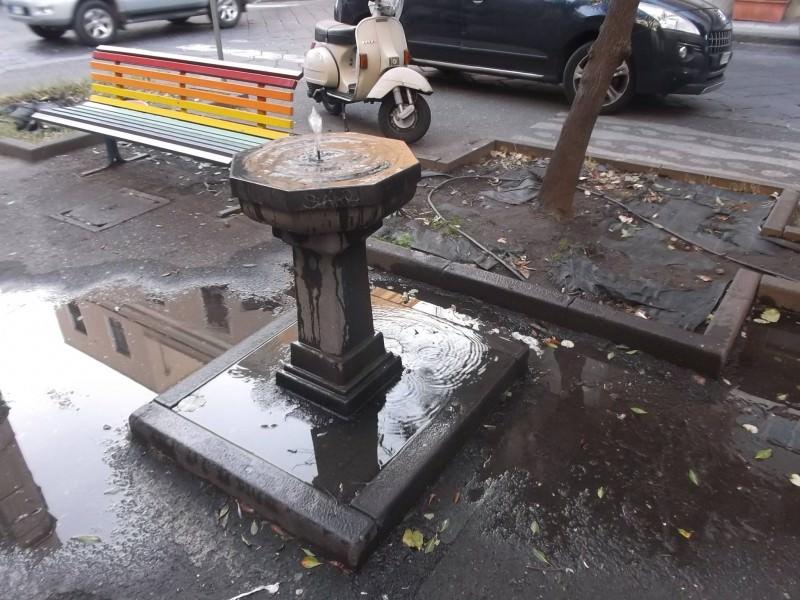 Catania, il degrado di piazza Majorana