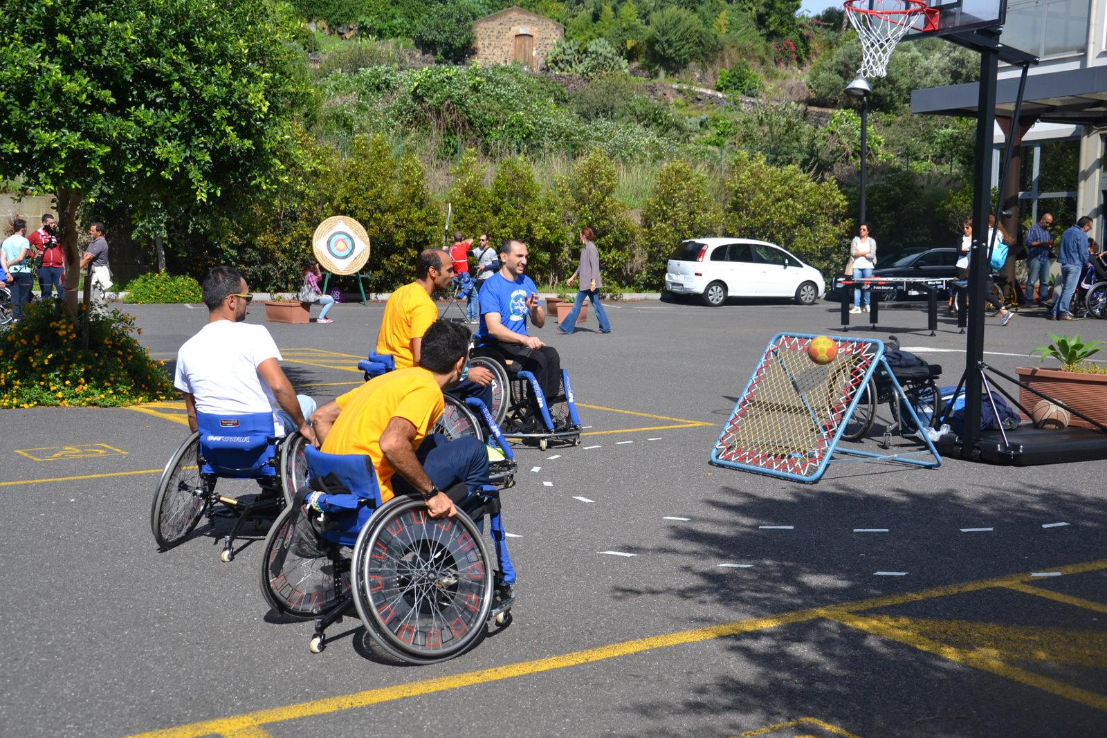 """""""Giornata dello Sport"""", momento di condivisione e strumento di riabilitazione"""
