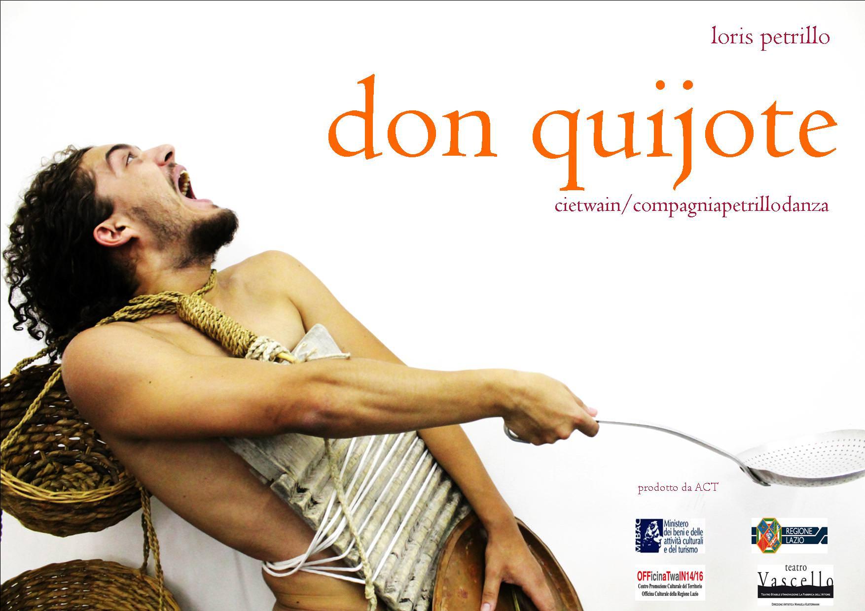 """""""Siamo tutti cavalieri erranti"""": Don Quijote a Scenario Pubblico"""
