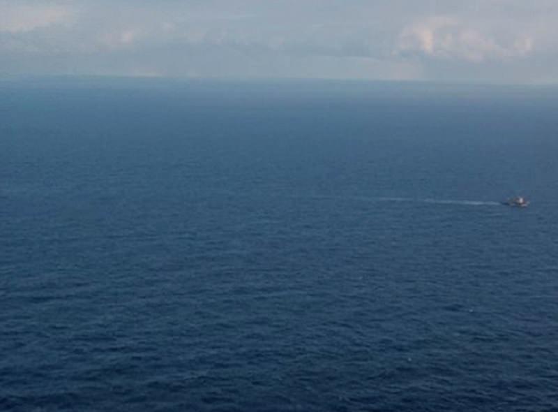 Corpo senza vita del comandante di un motopeschereccio trovato in mare al largo di Portopalo