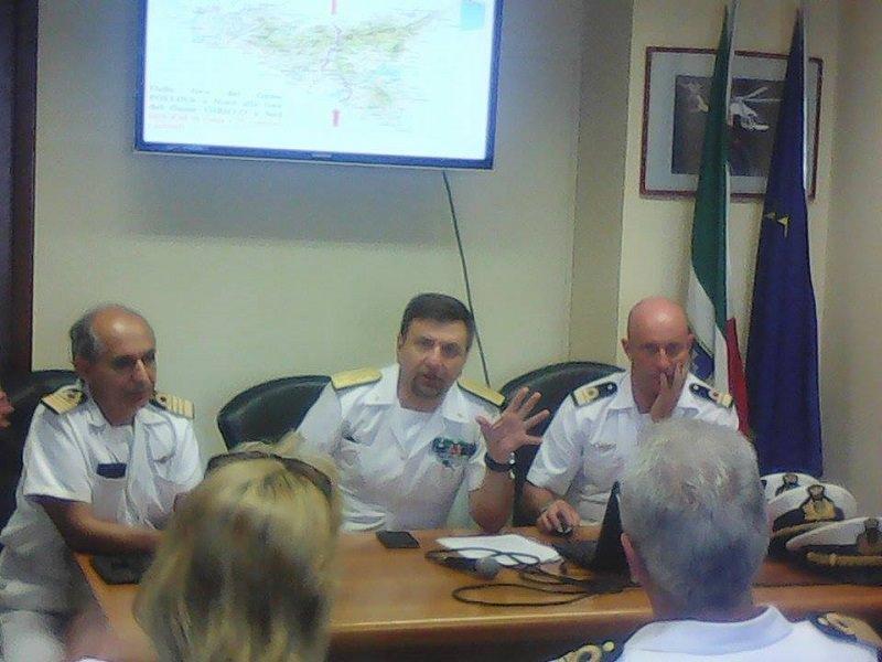 Catania, un successo l'operazione Mare Sicuro 2015