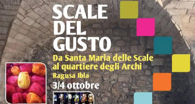 """""""Scale del gusto"""" a Ragusa Ibla: trionfo di musica, cultura ed enogastonomia"""