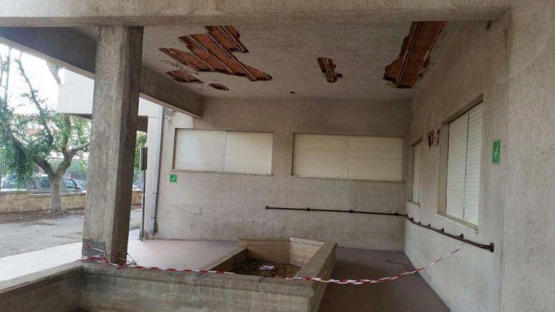 Vittoria, allagamenti e crolli: la denuncia di Moscato e Nicosia