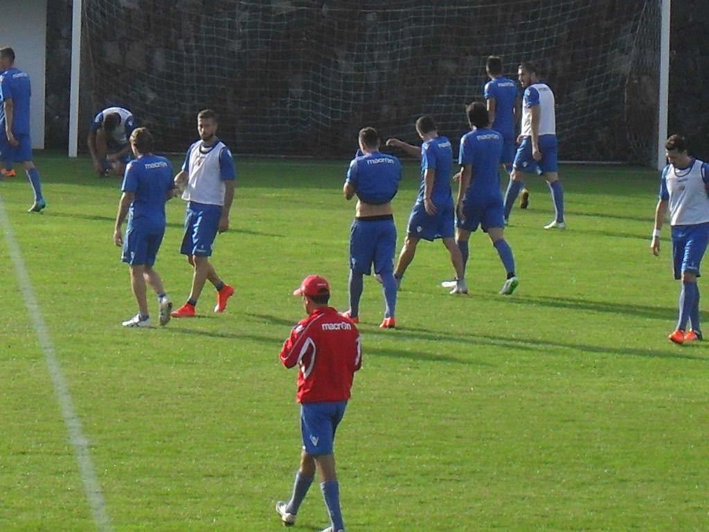 Catania, tra campo e giustizia sportiva si prepara il match di Caserta
