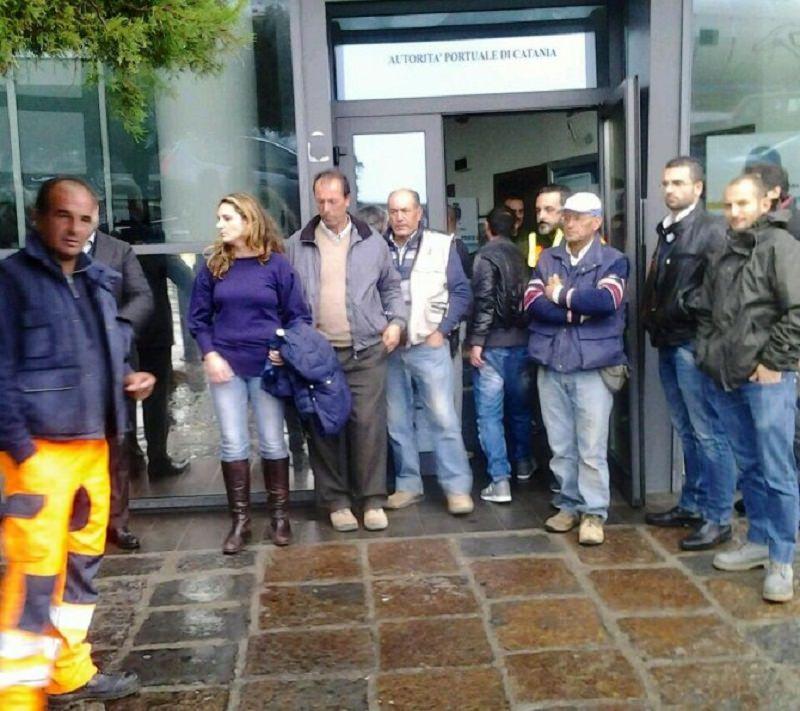 Caso Tecnis: continua la protesta a Catania