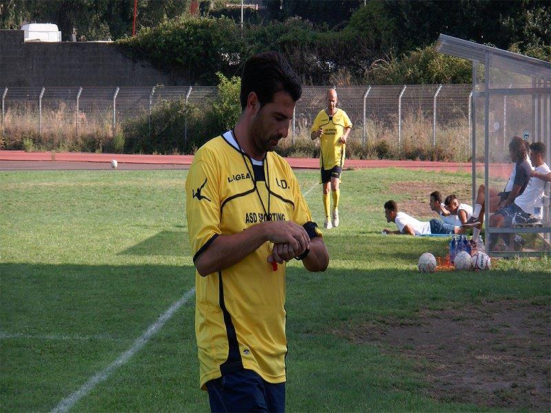 """Città di Catania – Sporting Trecastagni, Di Gregorio: """"Avversario difficile ma sono fiducioso"""""""