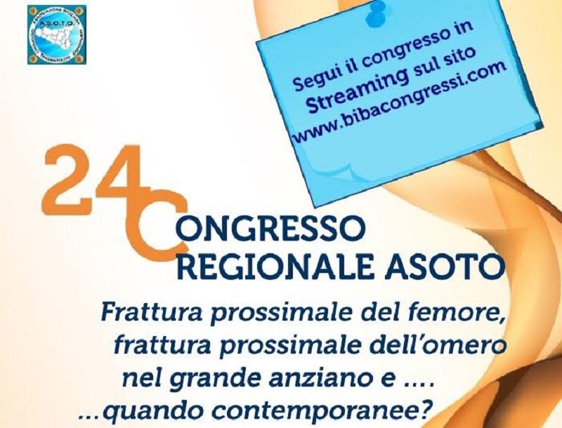 Palermo, ortopedici siciliani in diretta streaming