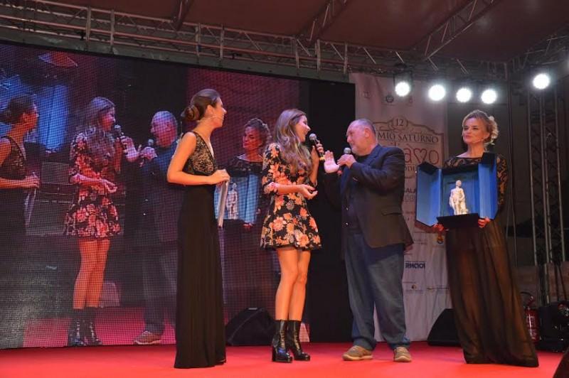 "Marsala, ""Premio Saturno"" a Vanessa Galipoli"