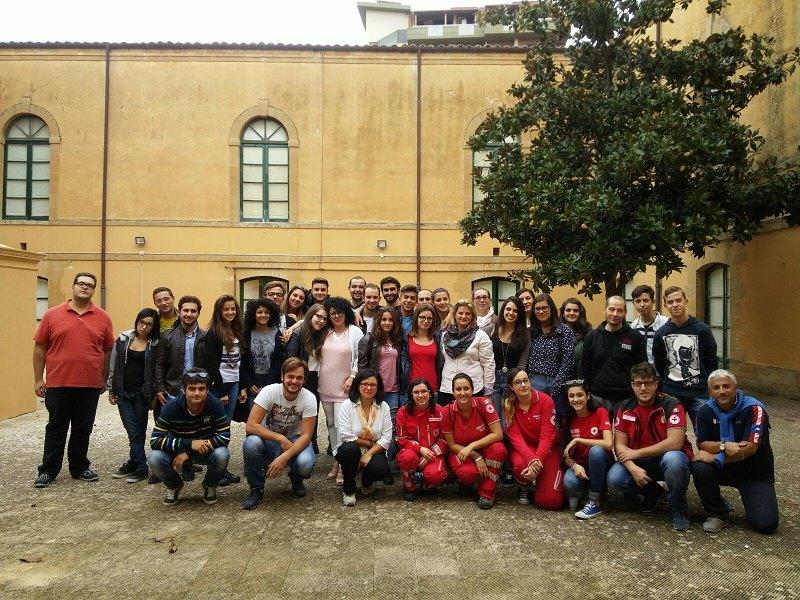 Caltanissetta, 37 nuovi volontari alla Croce Rossa
