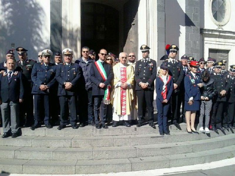 San Gregorio, messa in ricordo dei tre carabinieri uccisi nel 1979