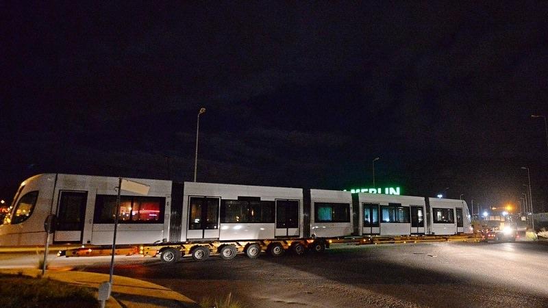 Palermo, da domani tram in prova sui binari delle linee 2, 3 e 4
