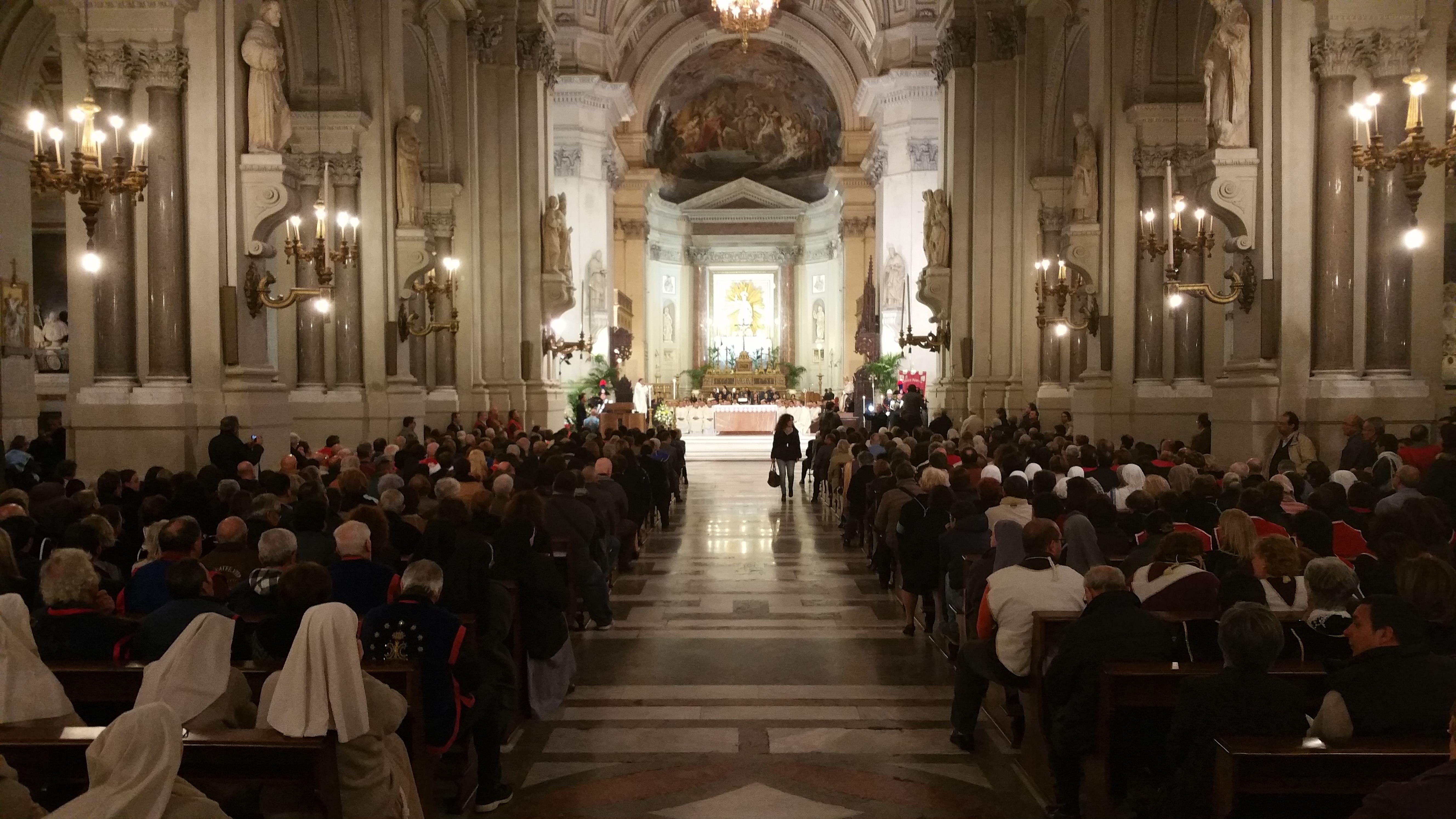 Saluto del cardinale Romeo a Palermo dopo 9 anni di missione pastorale