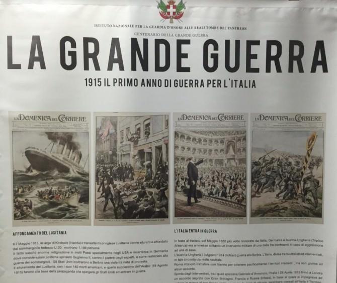 Quattro novembre, finisce la prima guerra mondiale: festeggiamenti anche a Catania