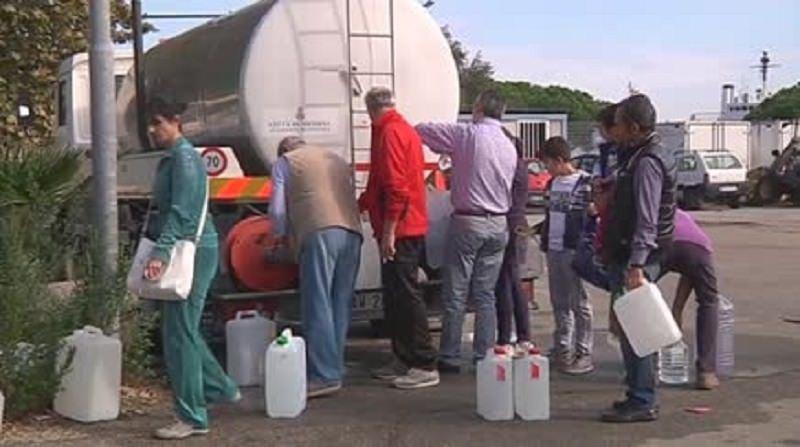 Crisi idrica a Messina, via libera a progetto Amam per soluzione temporanea