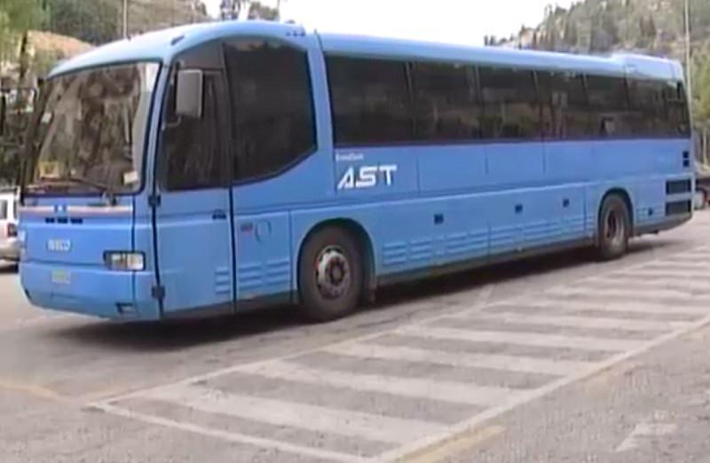 Le incredibili disavventure dei pendolari etnei newsicilia - Autobus prima porta ...