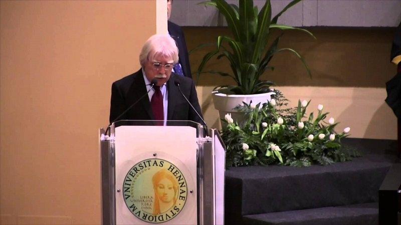 Si dimette il presidente della Fondazione Kore, Cataldo Salerno