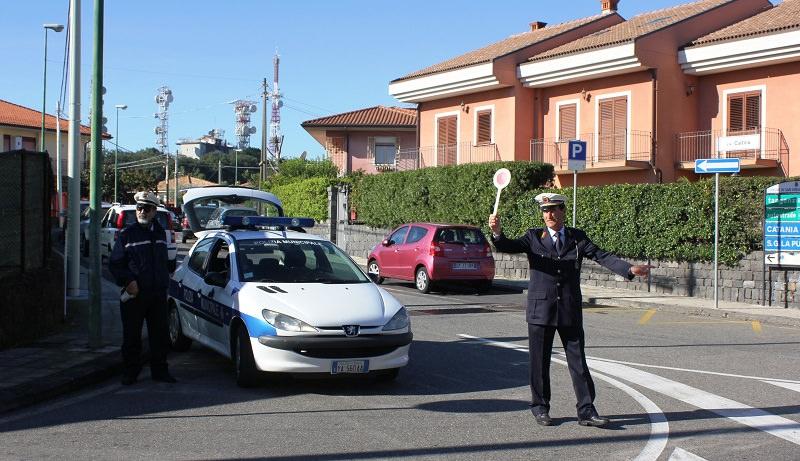 San Gregorio, la Polizia Municipale intensifica i controlli nel territorio