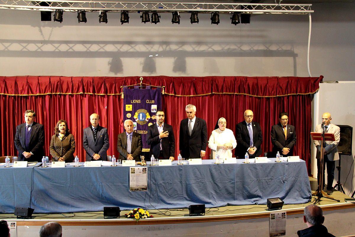 S. Teresa di Riva: grande successo del convegno sulla protezione civile