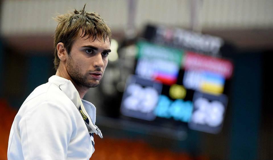 Nella Coppa del Mondo Enrico Garozzo sul podio