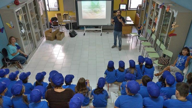 Grande successo per il progetto di educazione ambientale e alimentare del GAC: 800 gli studenti coinvolti