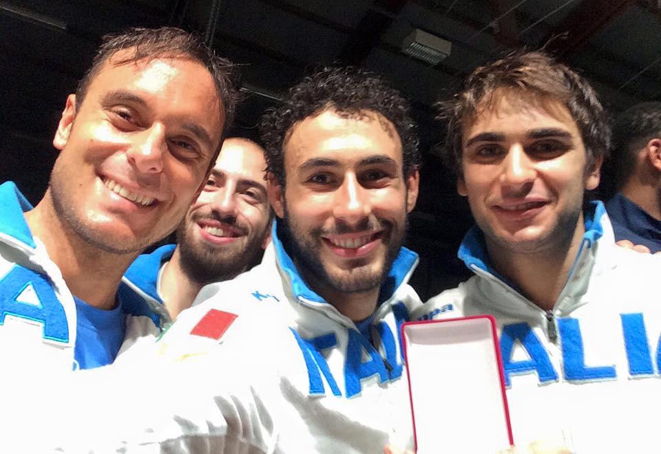 Pizzo, Garozzo e Fichera: Sicilia d'argento nella Coppa del Mondo