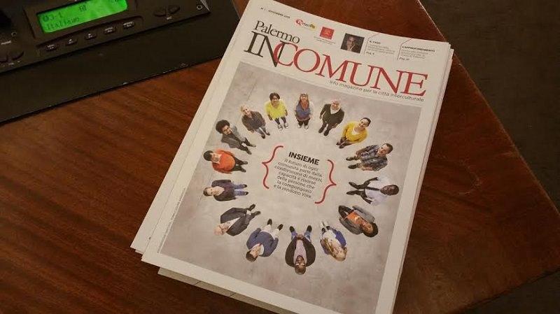 """""""Palermo in Comune"""": giornale per una città interculturale"""