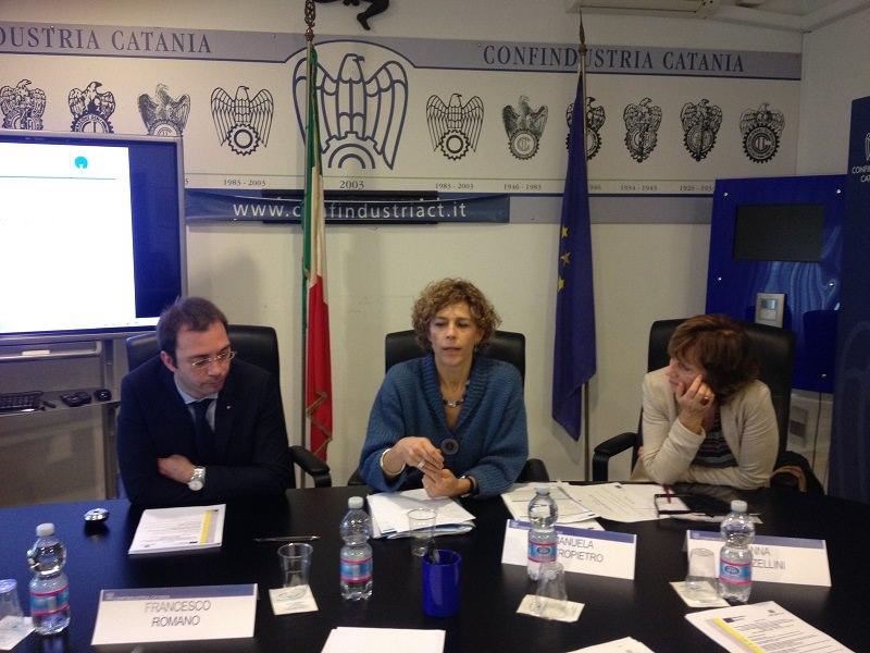 """Presentato a Catania """"Equipe 2020"""", progetto sul welfare aziendale"""