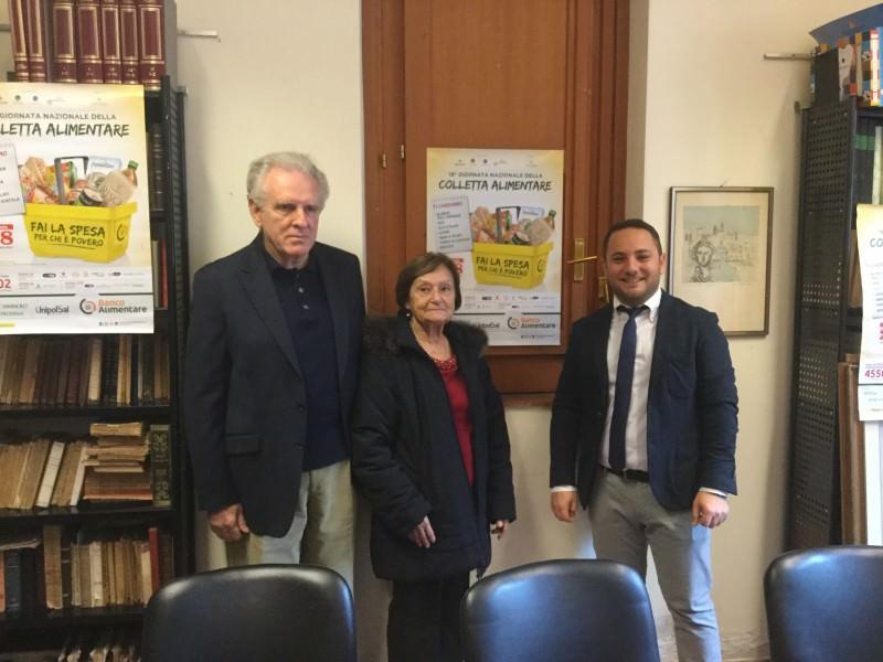 Presentata a Catania 19° Giornata Nazionale della Colletta Alimentare