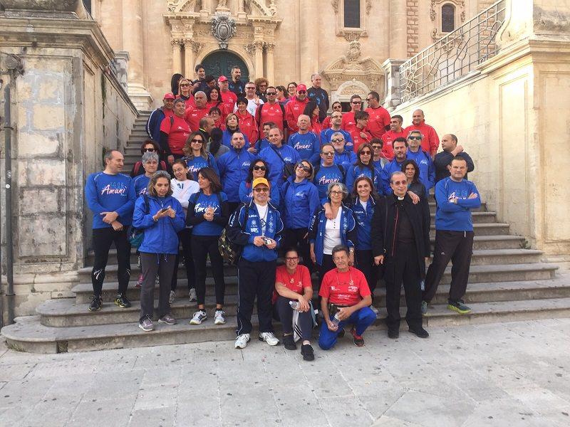 """Grande successo della """"giornata mondiale del diabete"""" a Ragusa"""