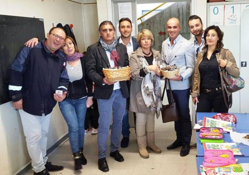 Scuole di Catania festeggiano San Martino