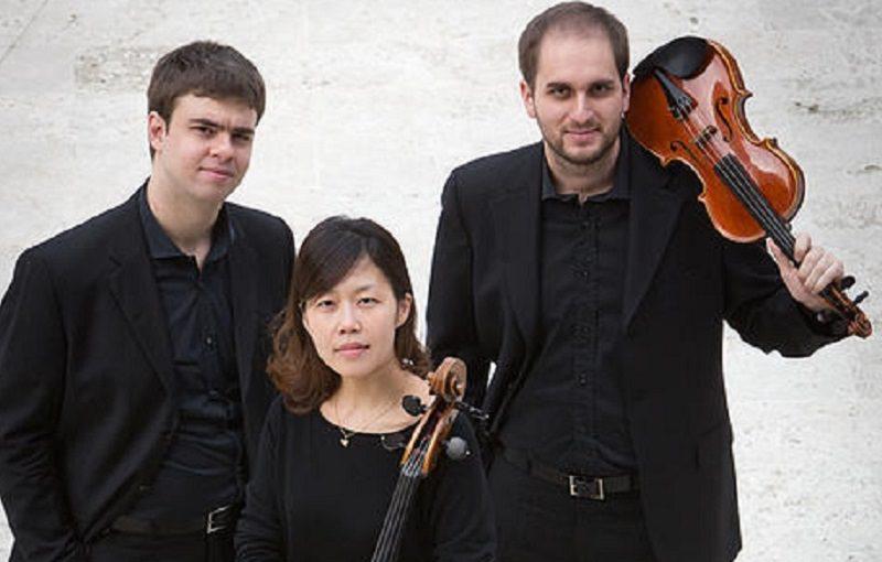 Il Trio Mythos in concerto ad Erice