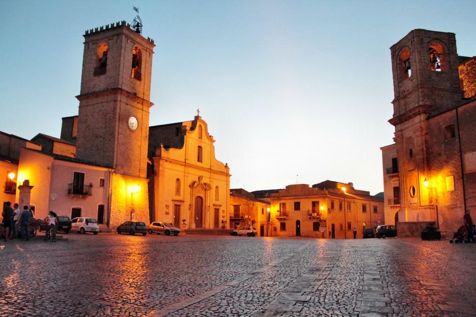 Palazzo Adriano: San Martino, festa soprattutto dei novelli sposi