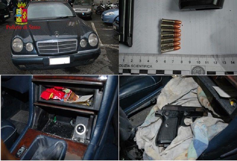 Sparatoria nella notte di Halloween: arrestati due palagonesi, ferito un rumeno