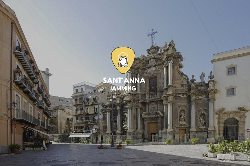 Nasce Sant'Anna Jamming: un progetto per valorizzare la piazza palermitana